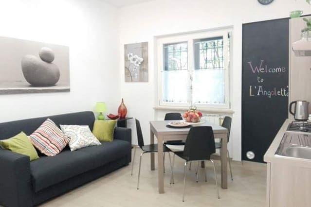 Apartamento equipado de 60 m²