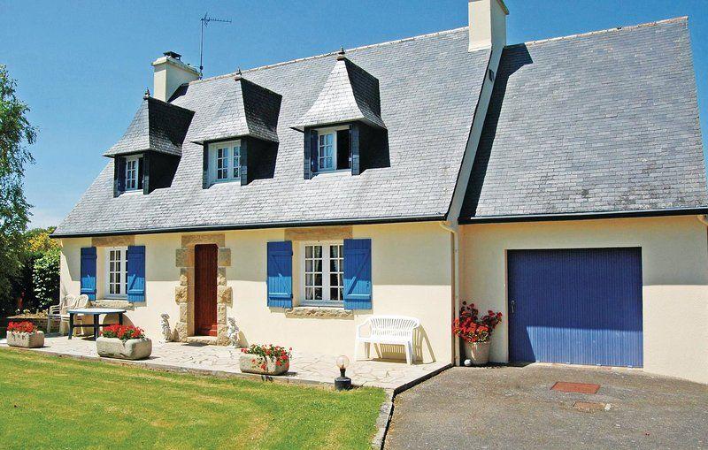 Residencia de 3 habitaciones en Pont-l'abbe