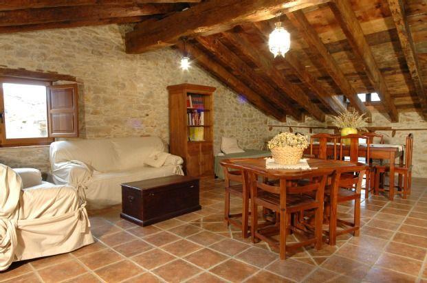 Casa para 4 huéspedes en Villafranca del cid
