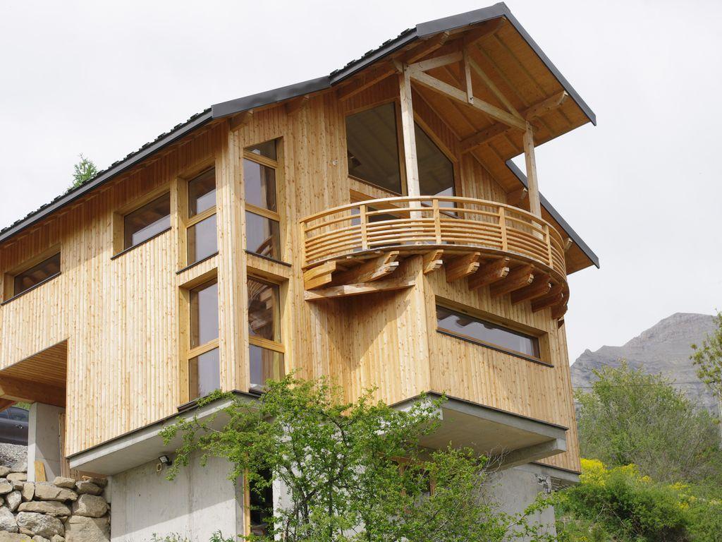 Alojamiento de 135 m² para 8 huéspedes