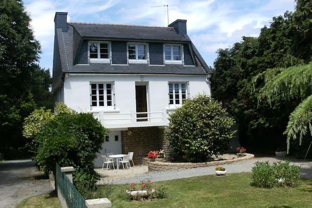 Casa de 95 m² en Finistère