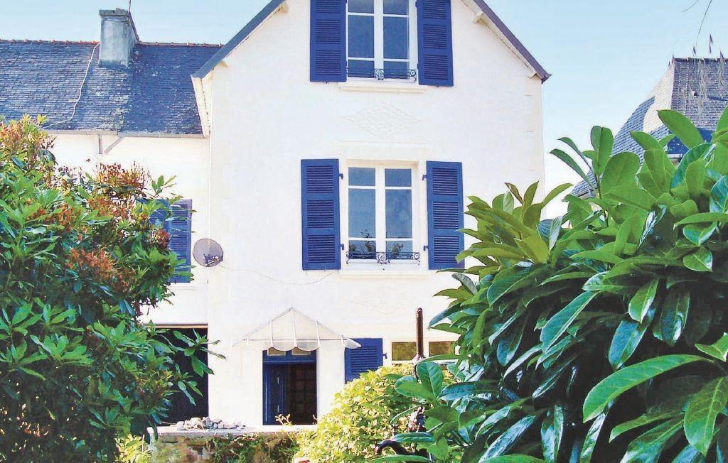 Casa para 10 personas con jardín