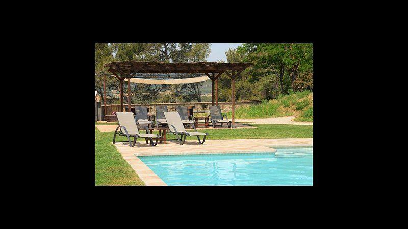 Vivienda con piscina en Xaro