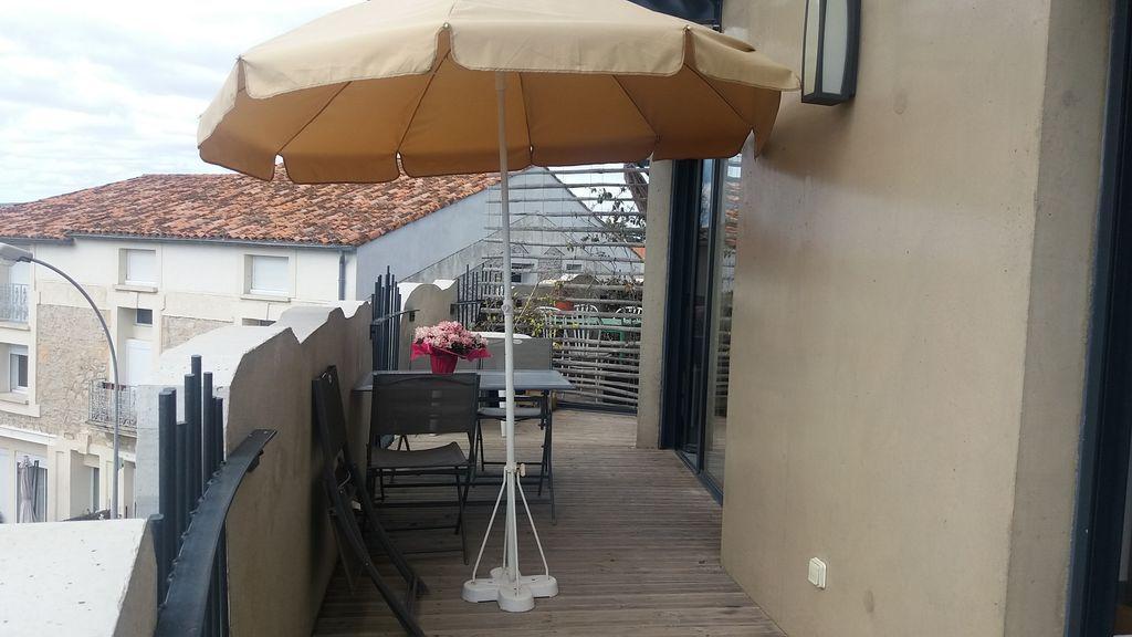 Alojamiento de 62 m² de 2 habitaciones