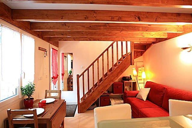 Résidence à 2 chambres à Saint-maur-des-fossés