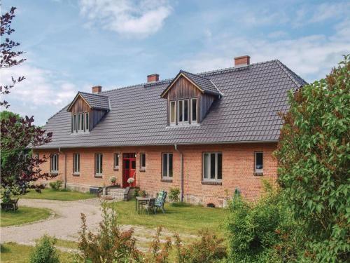Ferienwohnung mit Garten in Niendorf