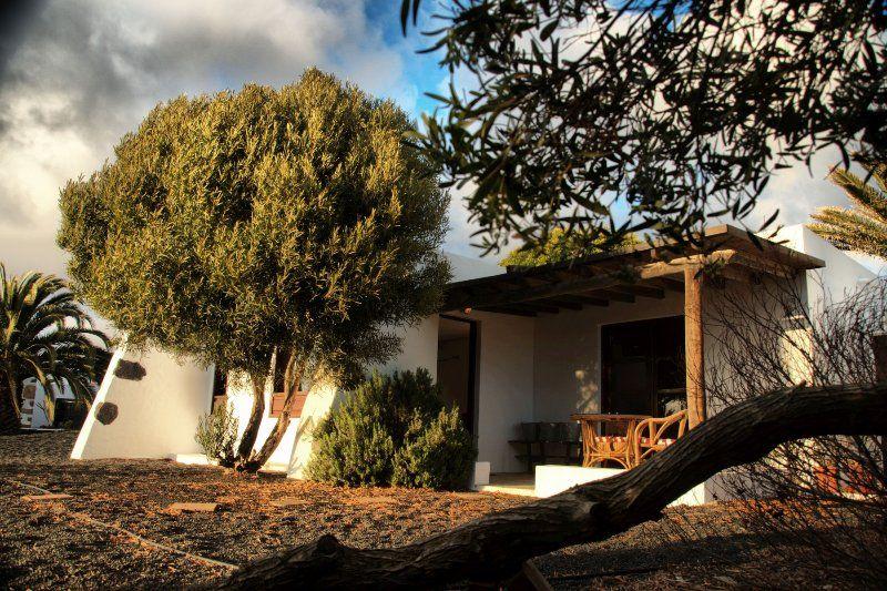Los Divisos, pequeña casa de campo en Teguise