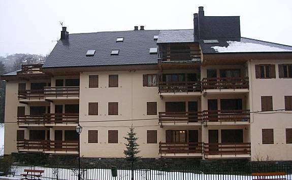 Alojamiento en Escarrilla de 3 habitaciones