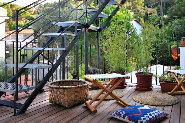 Piso maravilloso con balcón
