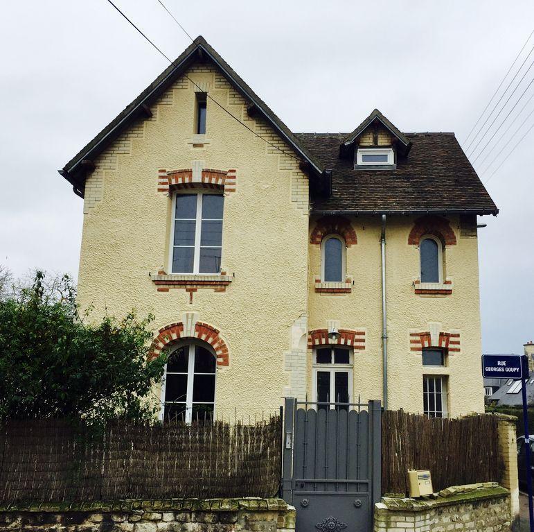 Casa familiar en Caen