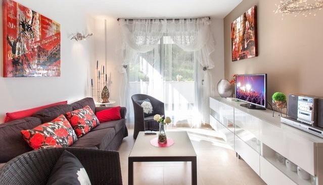 Apartamento de 2 habitaciones en Lloret de mar
