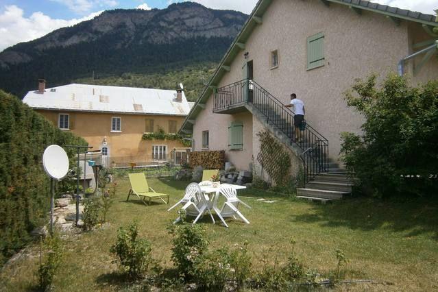 Apartamento en Alpes-de-haute-provence para 3 personas