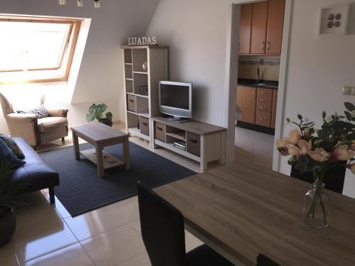 Eingerichtete Wohnung in Caldas de reis