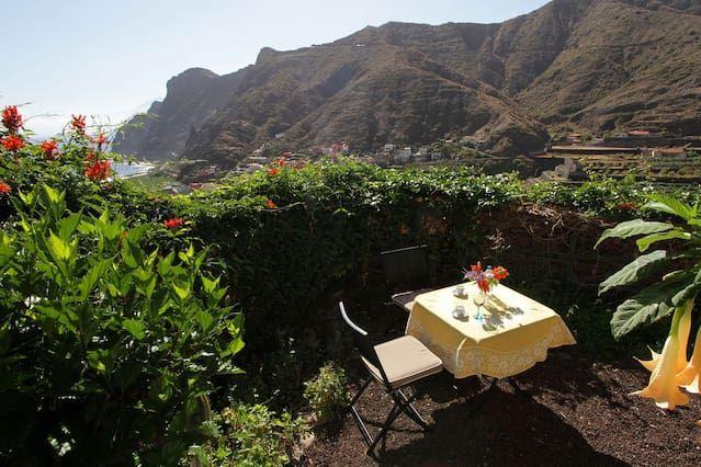 Casa Katya - mágicas vistas al jardín y al mar vacaciones romatischem