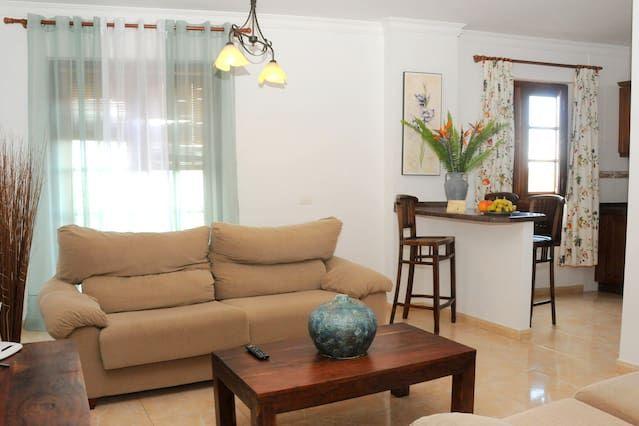 Residencia en Buenavista del norte para 3 personas