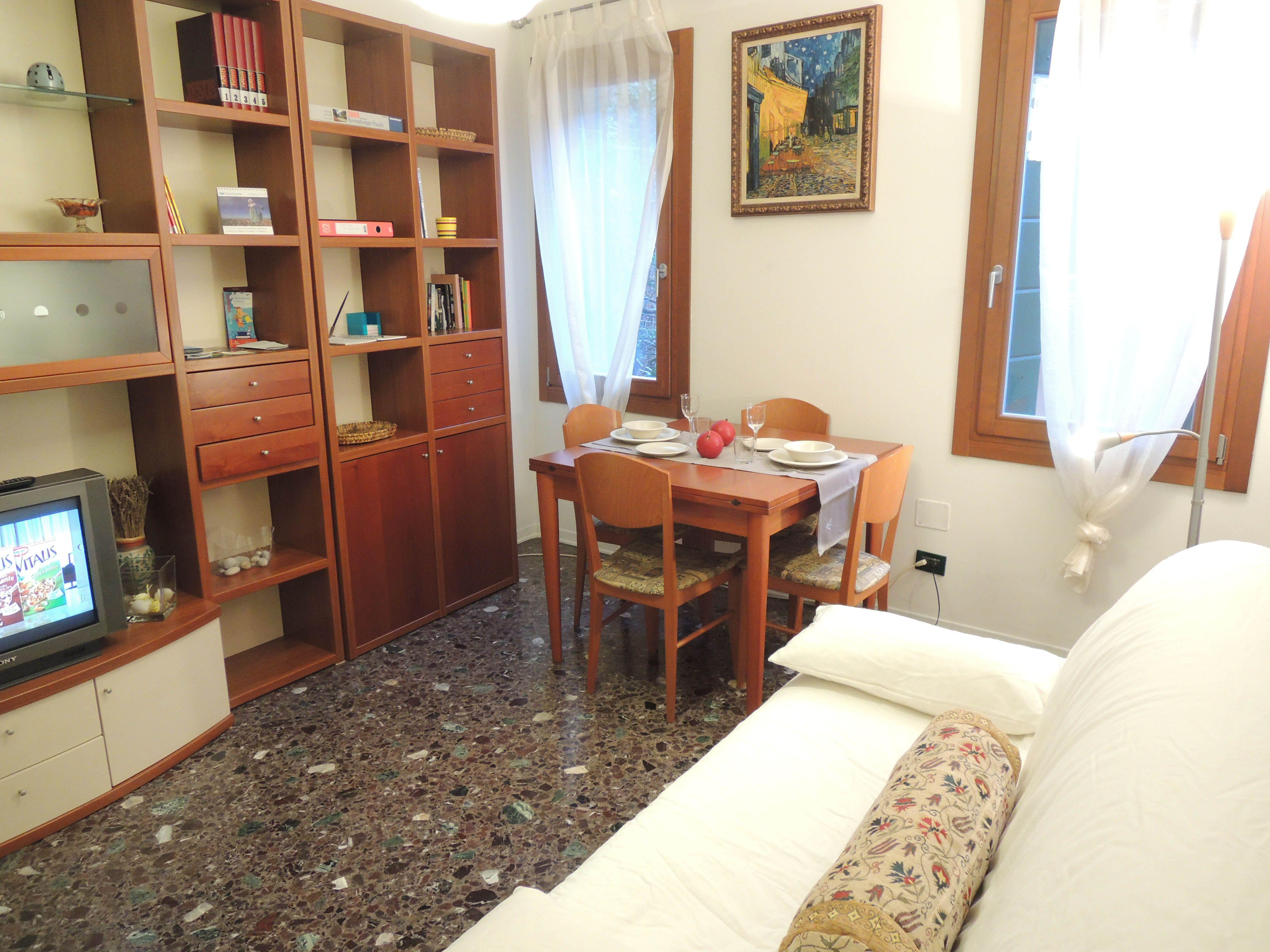 Apartamento de 46 metros en Venecia