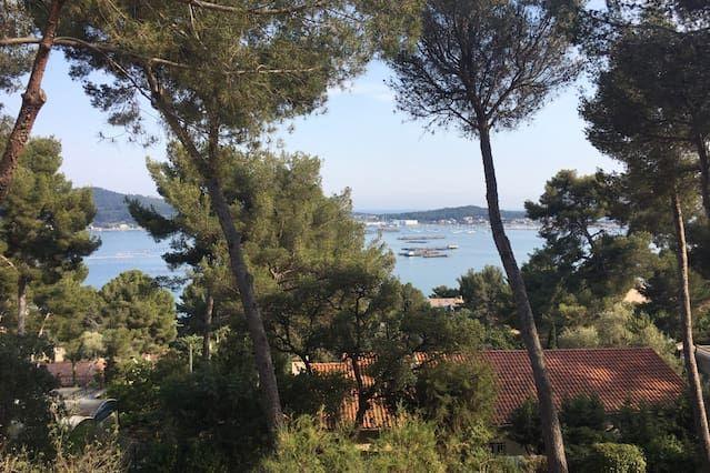 Vivienda en La seyne-sur-mer para 4 huéspedes