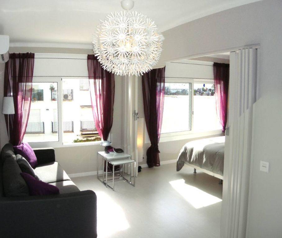 Piso en zona centro de 2 habitaciones en Sitges
