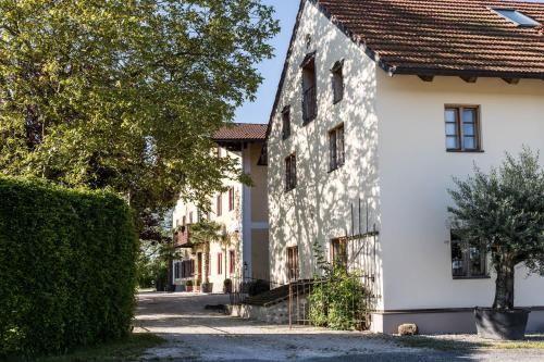 Chalet mit 2 Zimmern in Breitbrunn am chiemsee