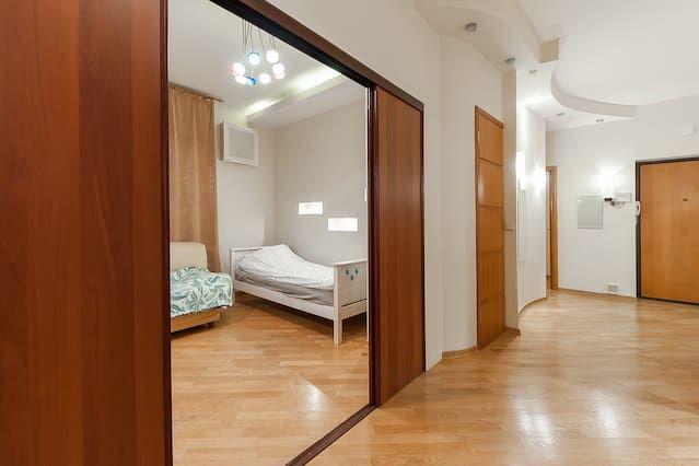 Apartamento con parking incluído para 5 personas