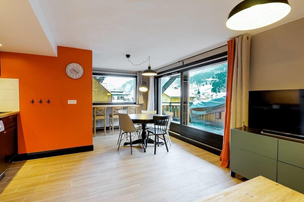 Alojamiento de 60 m² en Les contamines-montjoie