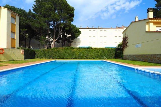 Appartement de 75 m² avec piscine