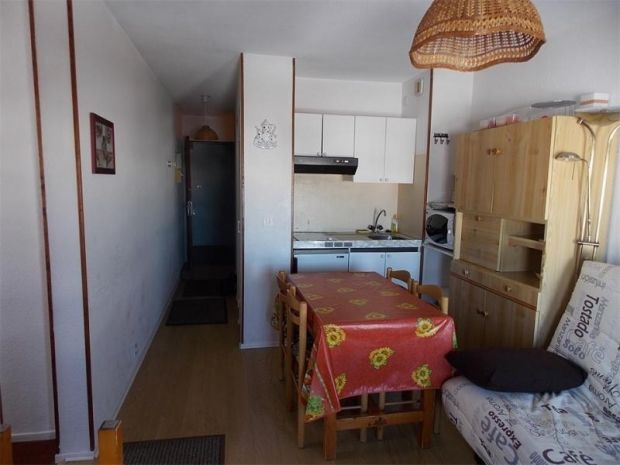 Con vistas alojamiento de 28 m²