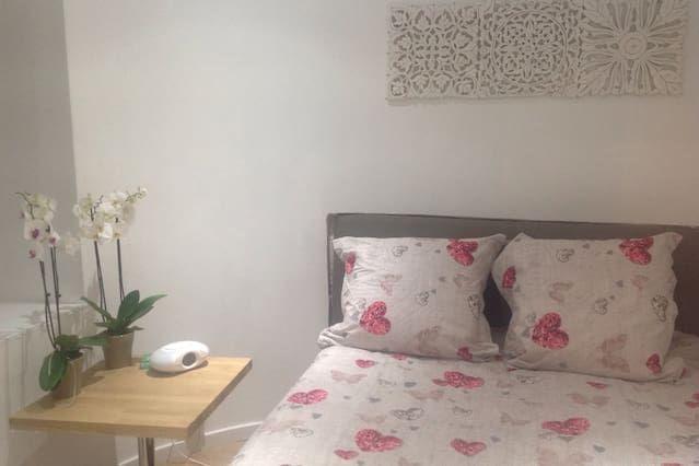 Hébergement de 1 chambre
