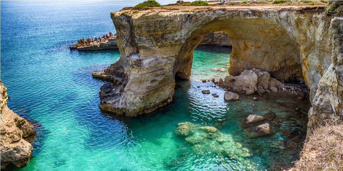 Cartina Puglia Localita Turistiche.Il Mare Della Puglia Le 20 Spiagge Piu Belle Dal Salento Al Gargano