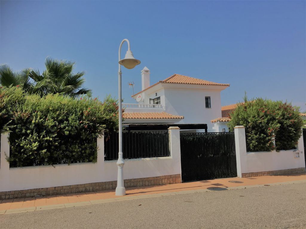 Alojamiento en Cartaya (huelva) para 8 personas