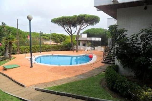 Genial vivienda con piscina