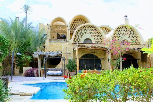 Casa con vistas con piscina