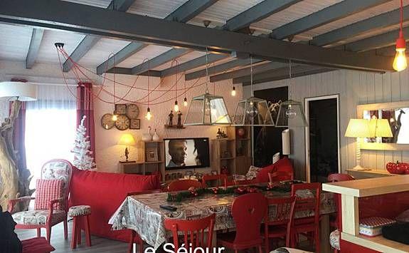 Alojamiento en Curières para 12 personas