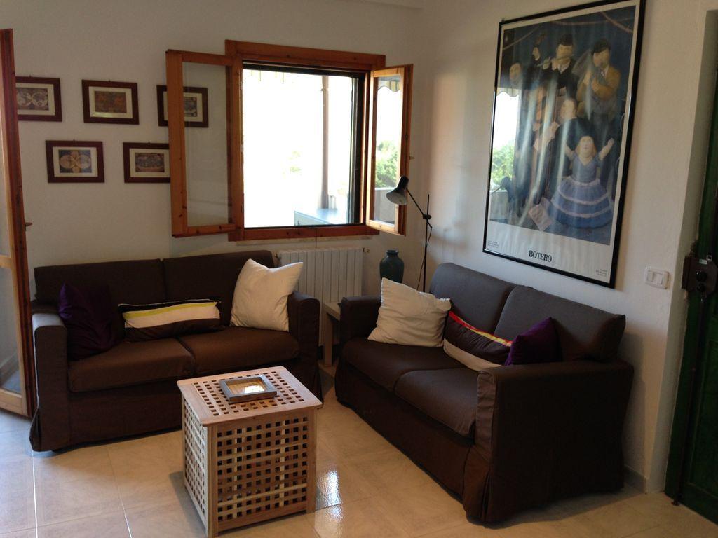 Hogareña vivienda en Maratea