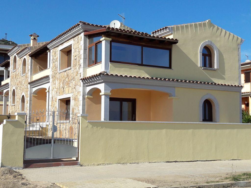 Casa vacanze con vista con balcone