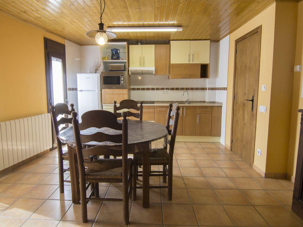 Equipada vivienda de 62 m²