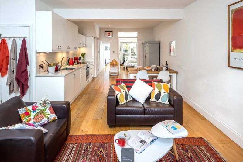 2 Bed With Patio Chalk Farm / Camden