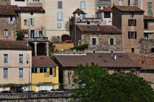 Casa de 1 habitación en Roquebrun
