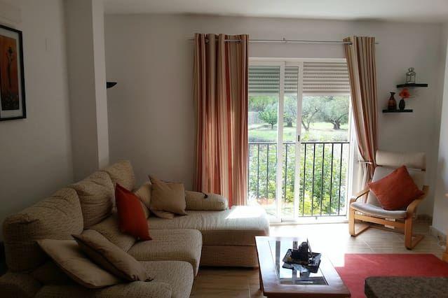 Ferienwohnung für 4 Gäste mit 2 Zimmern