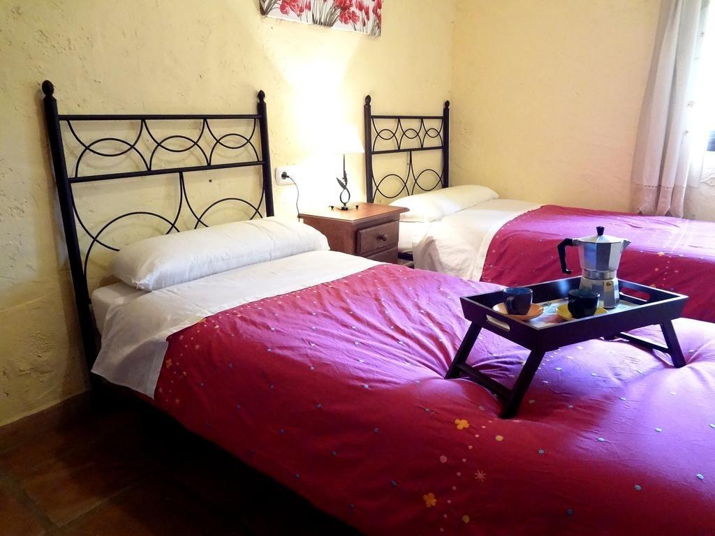 Casa para 4 personas en Pujerra