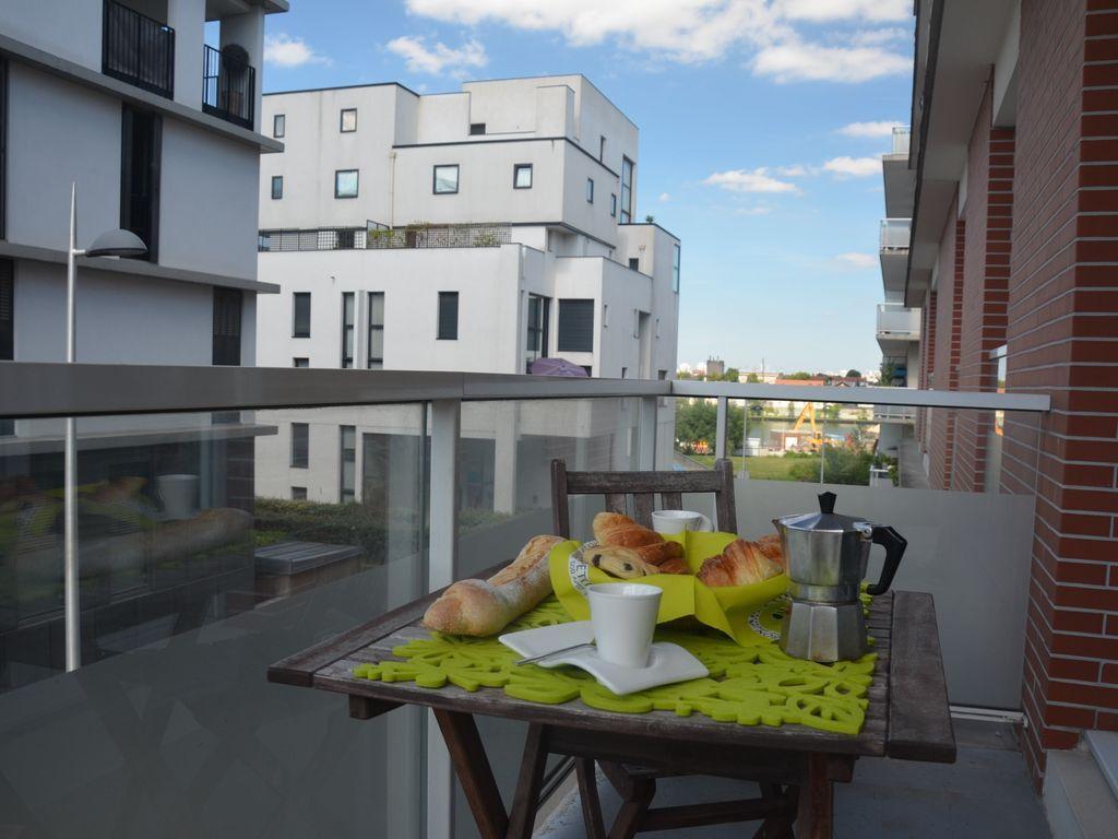 Funcional vivienda de 63 m²