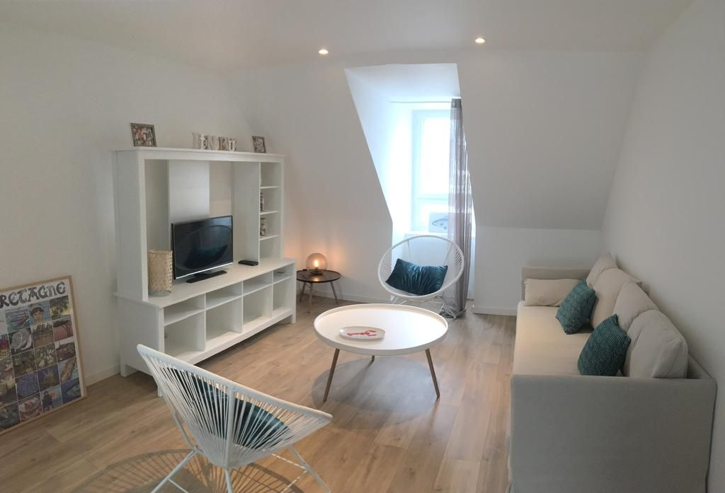 Flat fitted in Concarneau