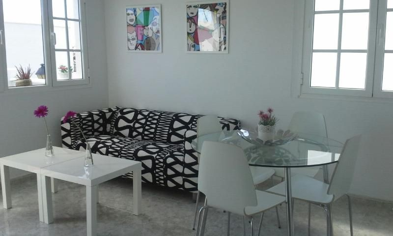 Apartamento White Top cerca de la playa