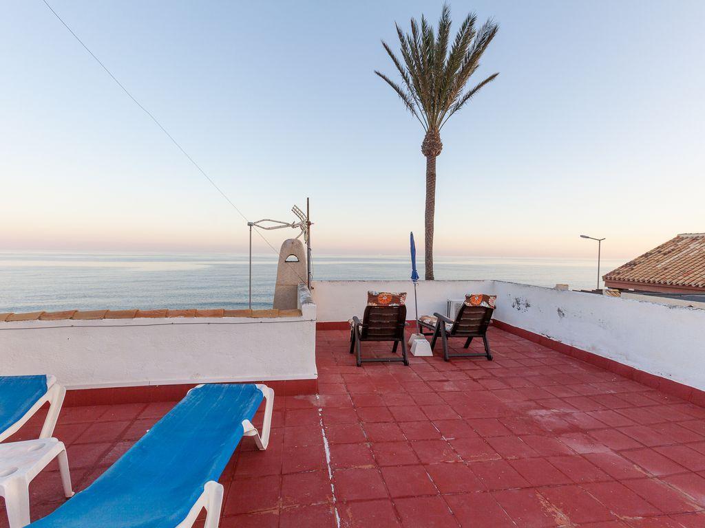 Apartamento perfecto en Roquetas de mar con Balcón y Mascotas