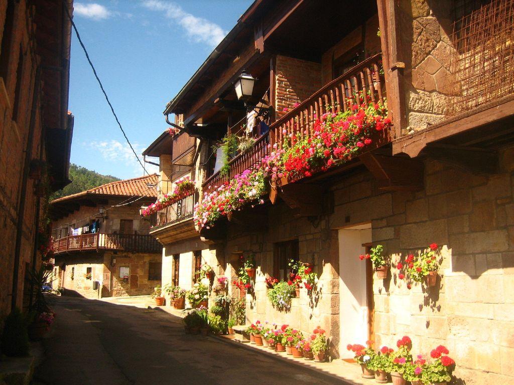 Alojamiento en Cantabria de 1 habitación