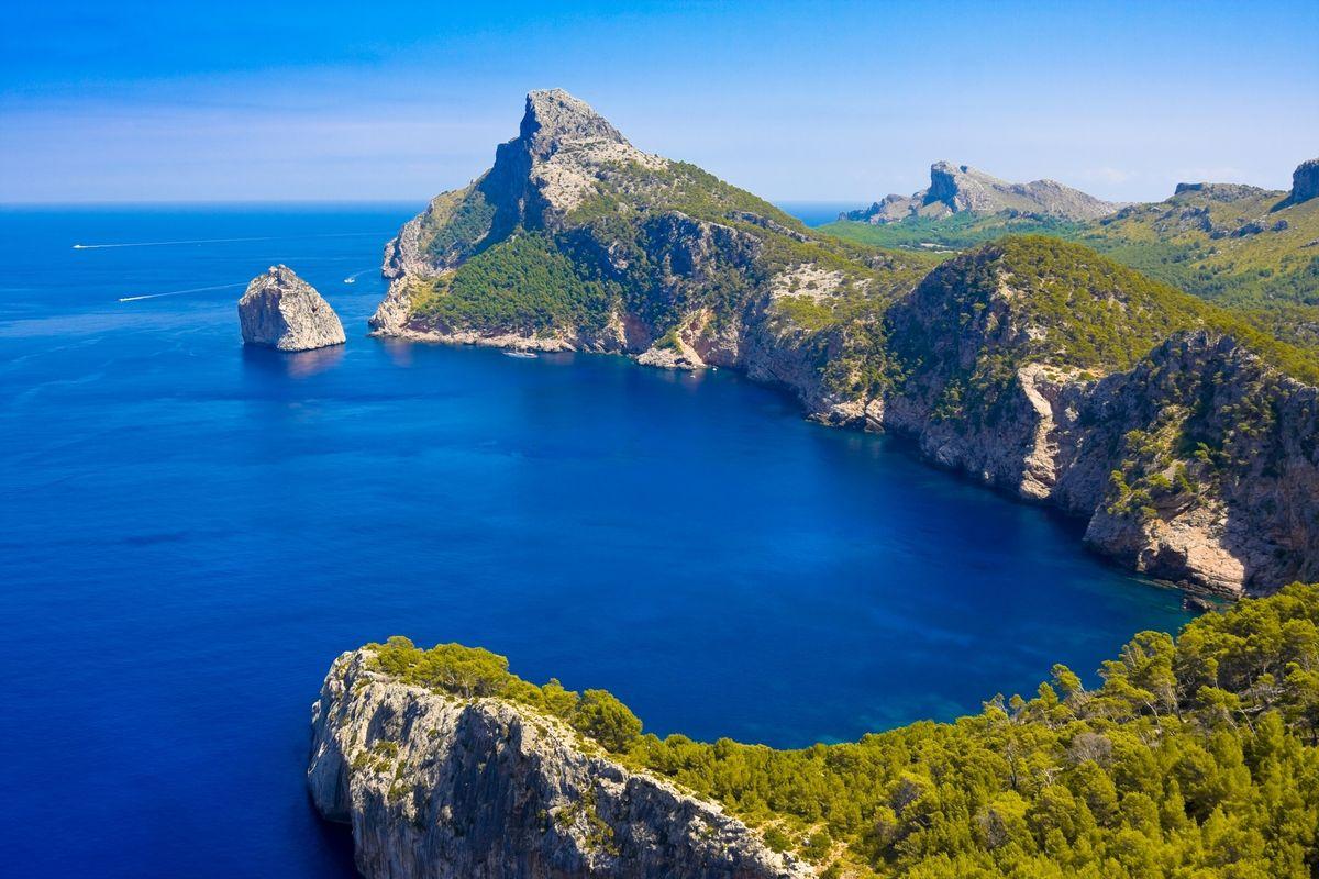Cap Formentor, Majorque