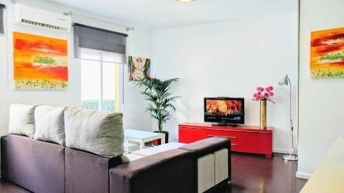 Alojamiento con balcón en Jaén