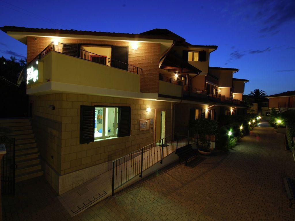 Funcional apartamento en Tortoreto