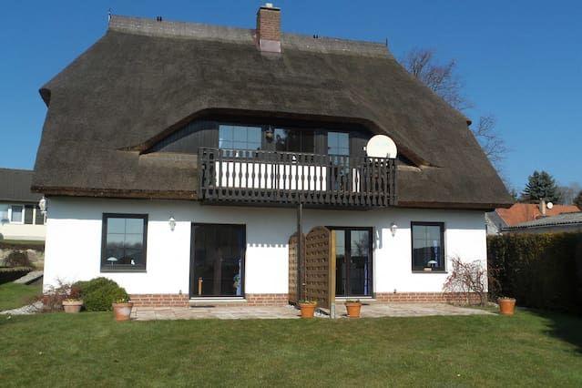 Casa con jardín en Lancken-granitz auf rügen