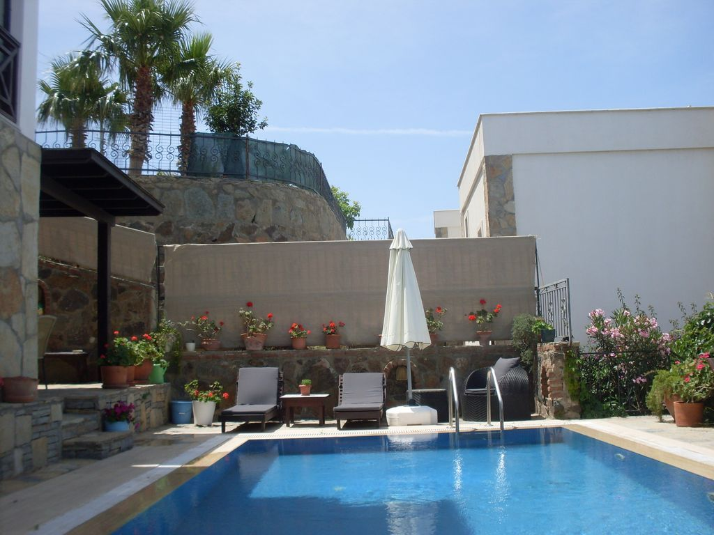 Equipped flat in Bodrum